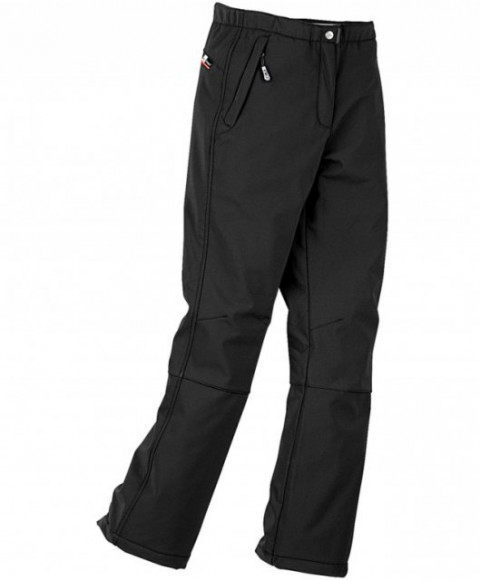 5182ec6aace7 Dámské softshellové kalhoty F.lli Campagnolo tmava šedá   38